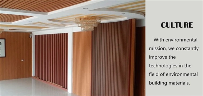 Wood Grain Surface WPC Wall Cladding / PVC Vinyl Siding For Building