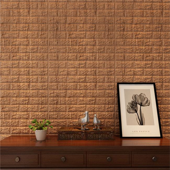 Classic Brick Design Self Adhesive Wall Panels
