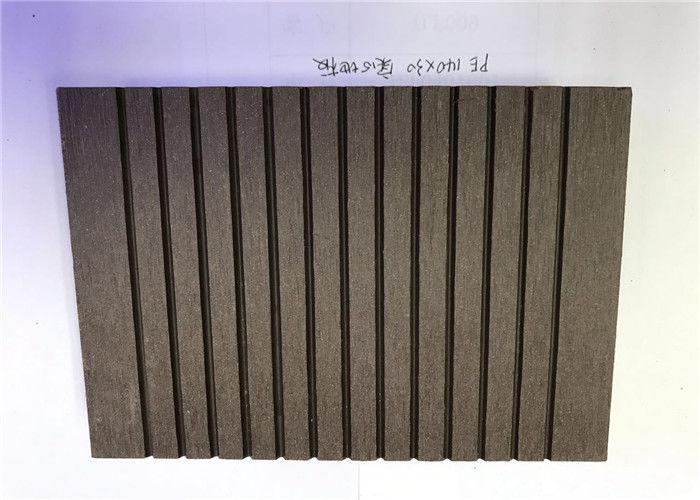 Exterior Wood Plastic Composite Flooring Covering Vinyl